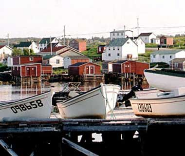 Fogo Island, Newfoundland I just read about this place, and now me and Shelly have to go there!