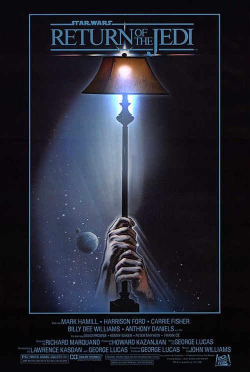 Movie Posters Get Mashed Up With Lamps - iD Lights