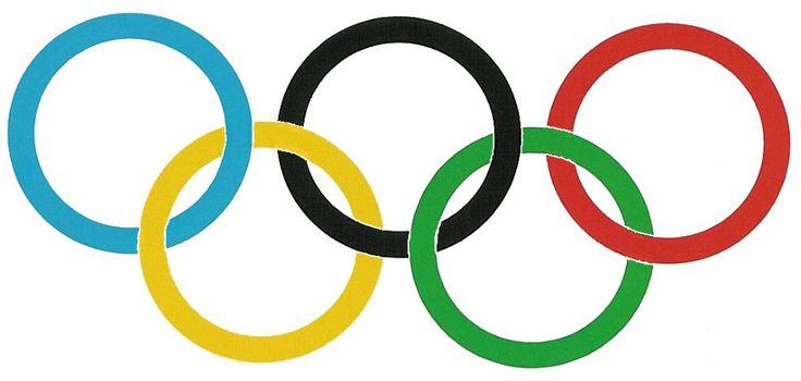 Olympische spelen in de gymles (lessen van juf Sharona)