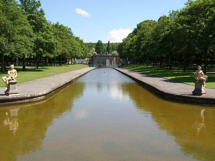 GrotteWilhelmsthal - Schloss Wilhelmsthal (Calden) – Wikipedia