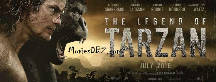 The Legend of Tarzan 2016 Online Full Movie Watch Free HD