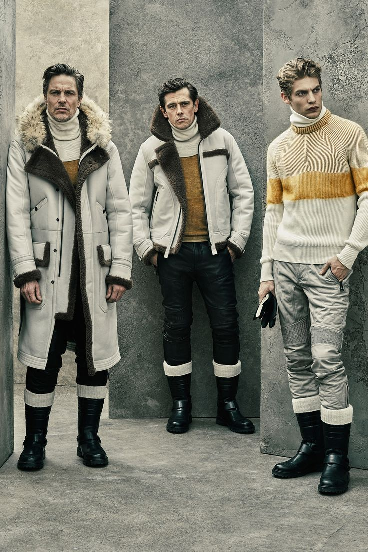 Rugged Rascal - My Favorites From The Belstaff Fall/Winter Collection