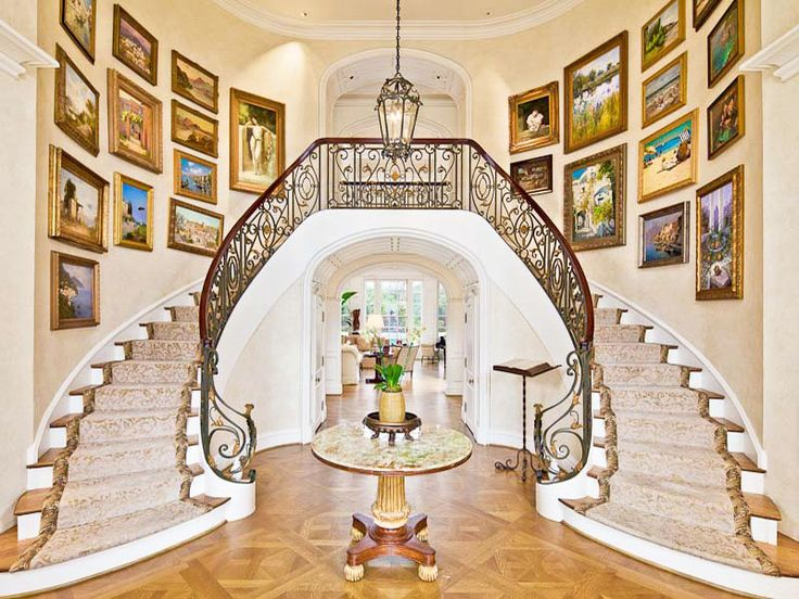 Video Tour Peek Into Preston Hollow S Amazing Mansions Be Swept