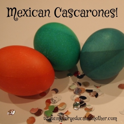 Cascarones (: