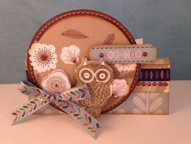 DoCrafts Owl Folk collection