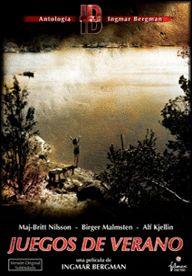 Juegos de verano (1950) Suecia. Dir: Ingmar Bergman. Drama. Romance. Adolescencia - DVD CINE 1099