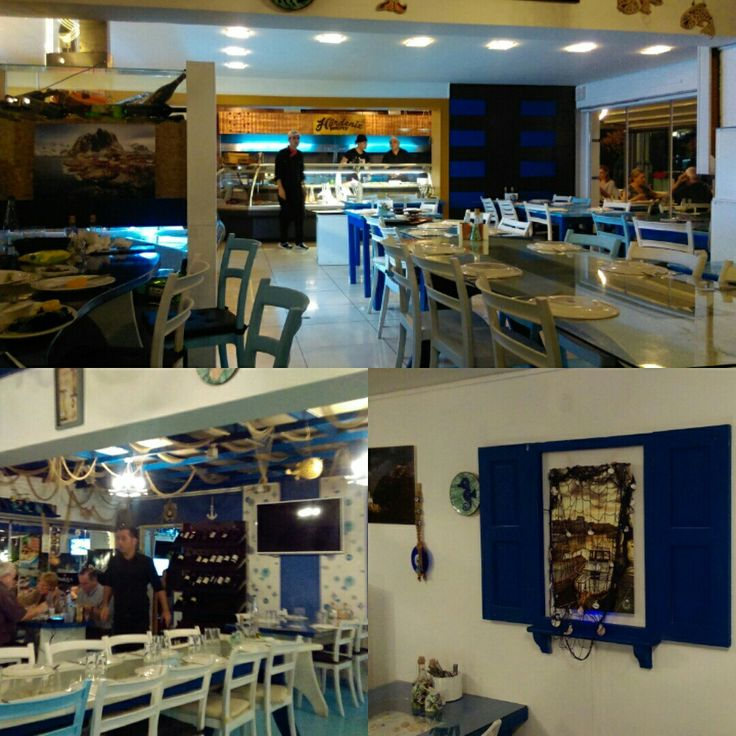 #dinner#Hurdenizfishrestaurant#Girne#Kyrenia#Cyprus#fish#fries#salad#apleasantevening ⚓❤