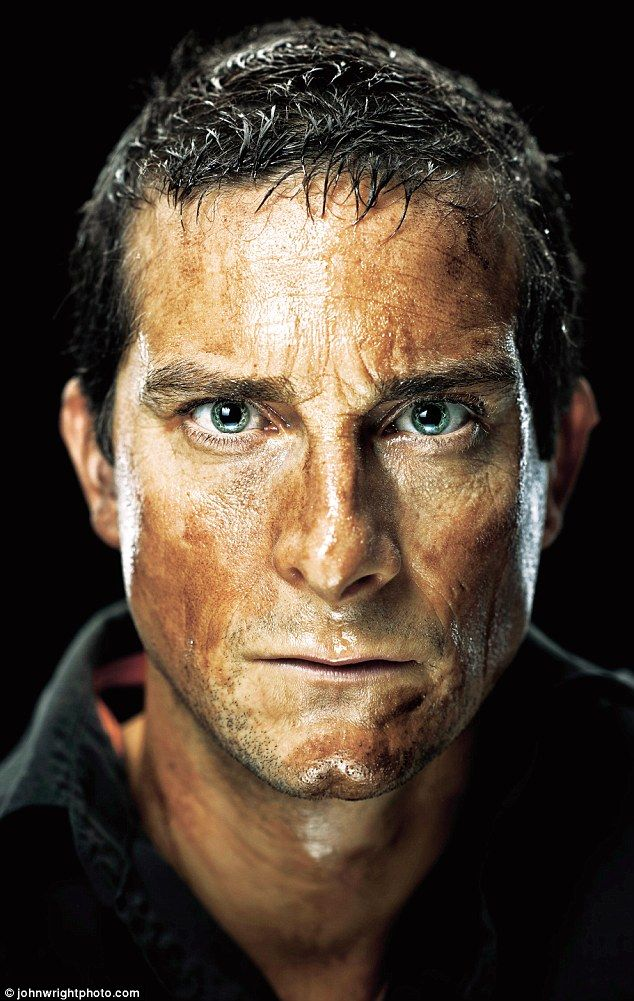 'It is always an unresolved conflict for me: that I have a job that involves an element of danger on a daily basis, coupled with being a husband and a dad,' said Bear Grylls