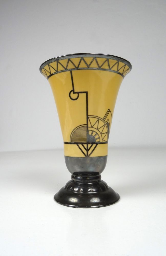 17 Best Images About Art Deco Vases On Pinterest