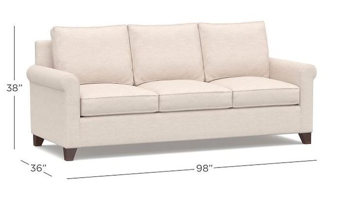 Pottery Barn Sofa Comparison Cameron Vs Pearce Vs Buchanan