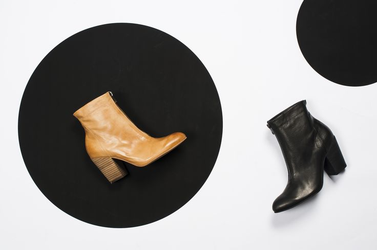 HIKA by Django & Juliette This ankle boot has stylish charm but with a hint of modernity! The elongated toe shape of this boot is high on trend and easy to style with edgy, seasonal looks.  Get great dollar per wear this season with HIKA. 9cm heel. Leather upper, leather lining. Manmade sole. http://www.cinori.com.au/hika/w1/i1210060/