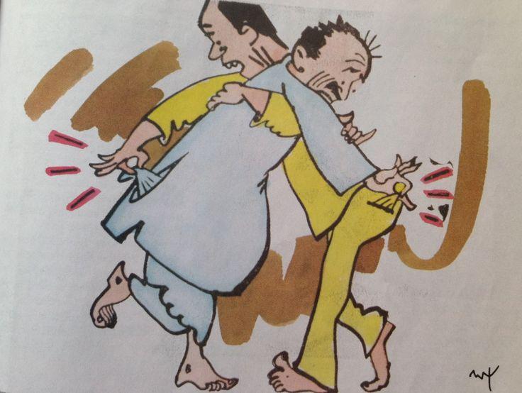 Ketugallu.. Cartoon by bapu