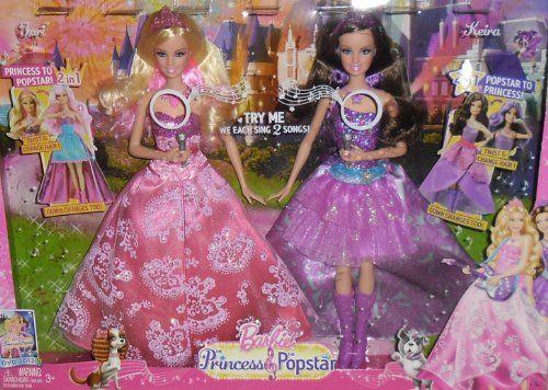 Barbie the princess the popstar tori keira game time - Barbie princesse popstar ...