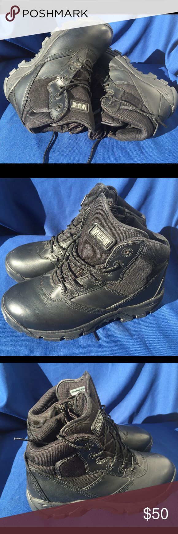 Magnum size 9,5 Gently used Magnum Shoes Boots