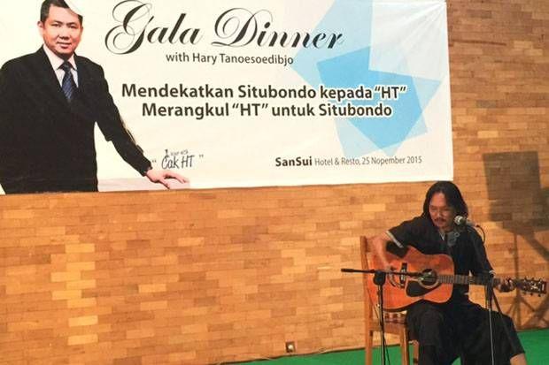 Seniman Jalanan Situbondo Ciptakan Lagu untuk HT