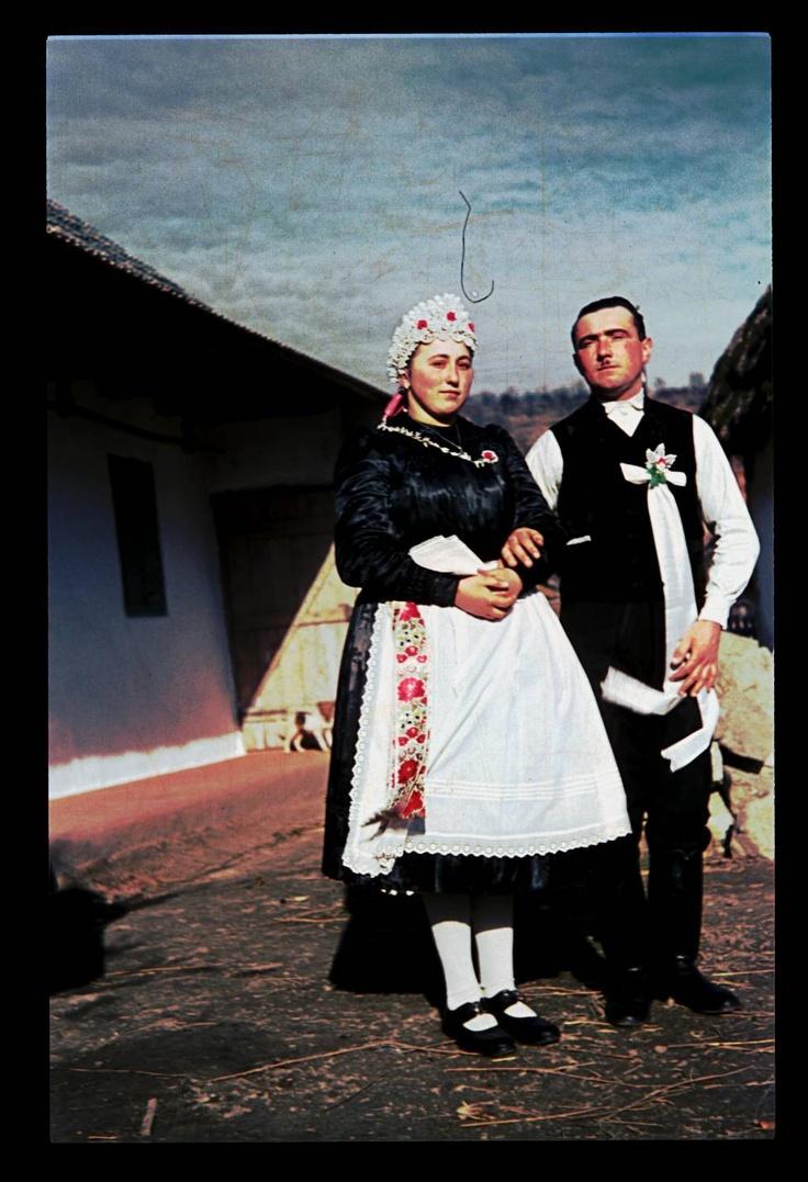 From Diósjenő/  Néprajzi Múzeum | Online Gyűjtemények - Etnológiai Archívum, Diapozitív-gyűjtemény
