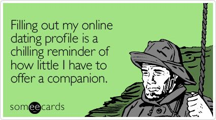 How should i have my online dating profile
