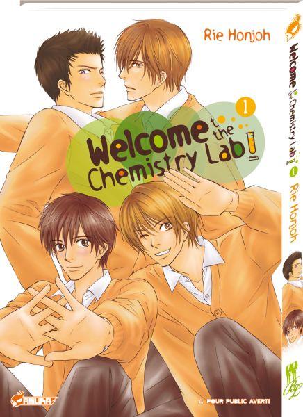 Le club de chimie est toujours désert, et Kôsuke se retrouve donc souvent en tête-à-tête avec son professeur, le sévère Shibaura. Sévère avec tout le monde, sauf avec lui, si bien que Kôsuke ne comprend pas pourquoi il est le seul à continuer de venir au club. Mais à quoi bon chercher !