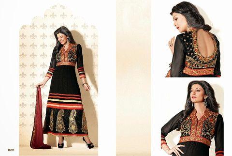 Attractive Sushmita Sen Anarkali Suits 2014-11 | Veeshack Shop