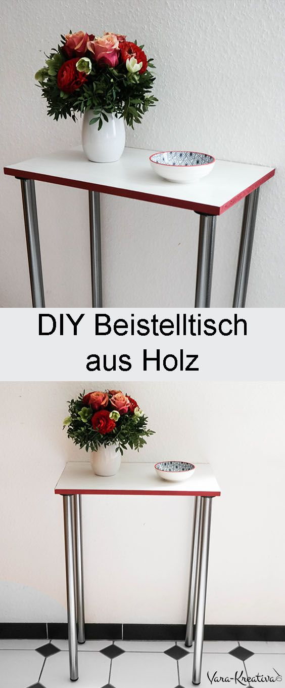 17 best ideas about beistelltisch holz on pinterest | diy, Moderne