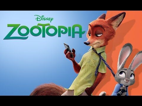 Zootopia Full Movie 2016 English - New Movies 2016 - Movie Theaters - HD