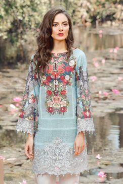 Baroque Summer Lawn Collection 2017 | PK Vogue