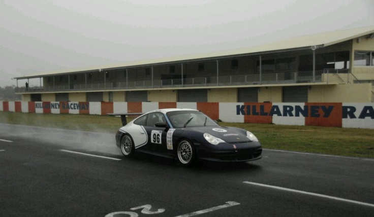 Sean MacKay - 2005 996 Porsche GT3RS
