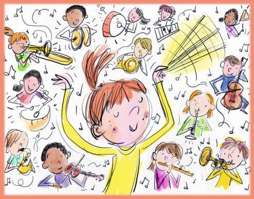 Actividades para Educación Infantil: SEMANA DE LOS JUEGOS 3. Juegos musicales