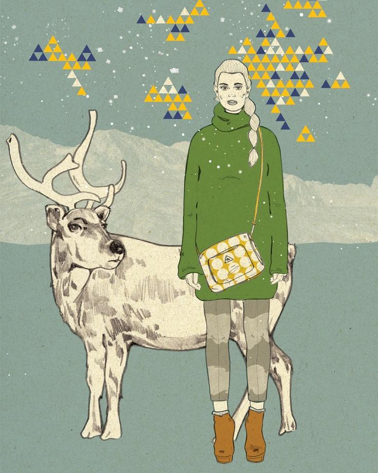 Zima.jpg (800×1000)  Magdalena Pankiewicz