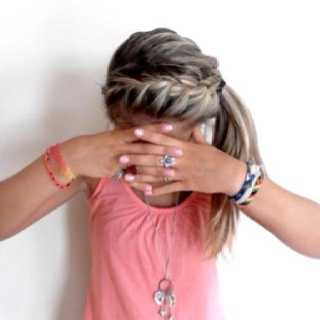 CutehairHair Ideas, French Braids, Long Hair, Beautiful, Side Ponytail, Hair Style, Summer Braids, Ponytail Hairstyles, Hair Color
