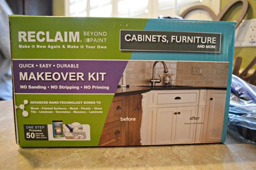 Reclaim Beyond Paint Countertop Makeover Kit : ... on Pinterest Yellow painted dressers, How to paint and Furniture