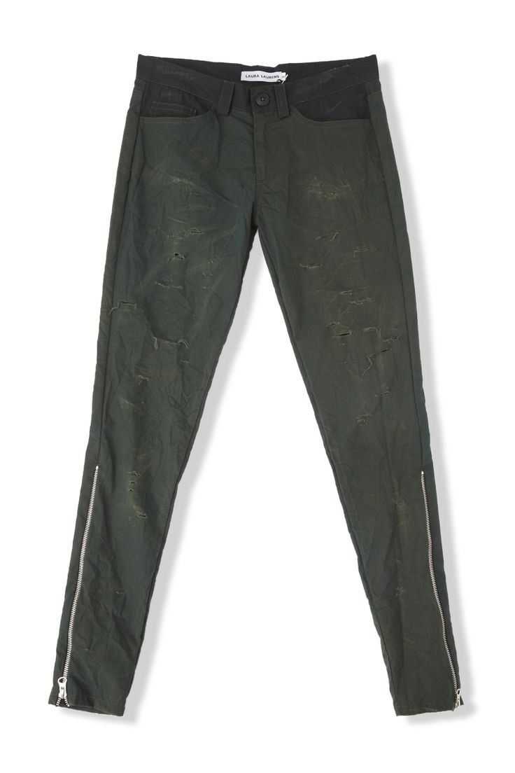 Military pants / Front