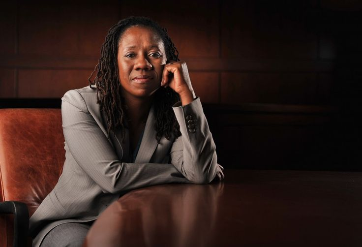 """We don't have a problem of too many people showing up to vote. We have a problem of too few people showing up to vote.""""  Leave it to Sherrilyn Ifill to succinctly expose the absurdity of President Trump's election integrity commission. As president of the NAACP Legal Defense and Educational Fund (LDF), Ifill is supposed to protect the right to vote from suppression efforts. Her job became more urgent after the Supreme Court invalidated a key provision of the Voting Rights Act"""