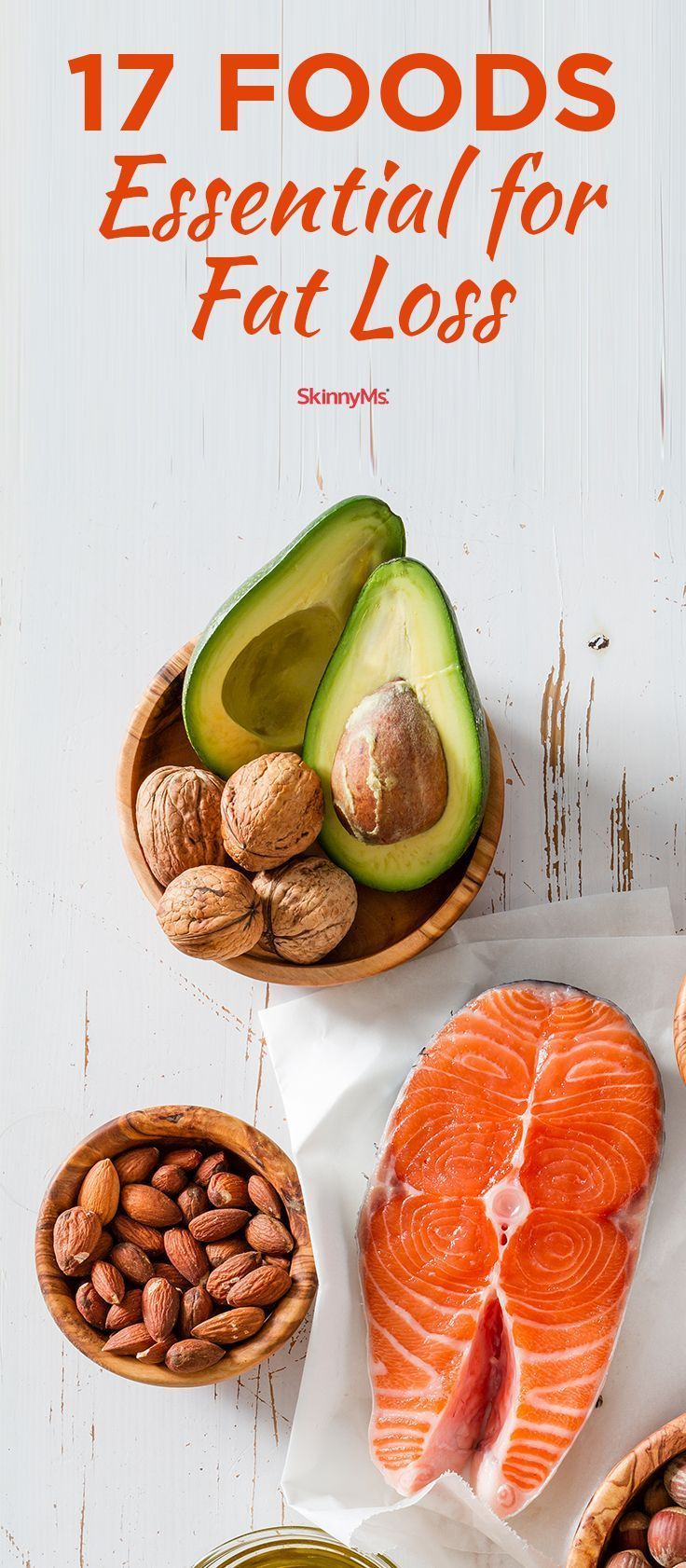 17 Foods Essential For Fat Loss