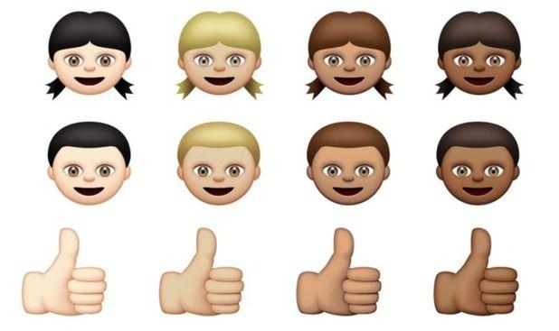 Design tweaks and racially-diverse emojis headline the latest iOS update.