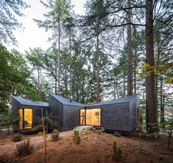 Eco Houses das Pedras Salgadas - Spa & Nature Park, por Luis Rebelo de Andrade