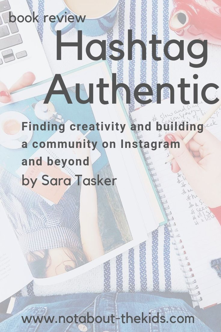 Hashtag Authentic by Sara Tasker: book review | SOCIAL MEDIA