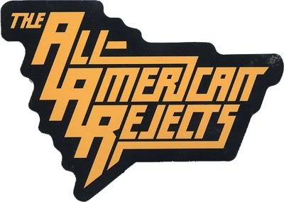 The All-American Rejects Old Logo | All-American Rejects ...