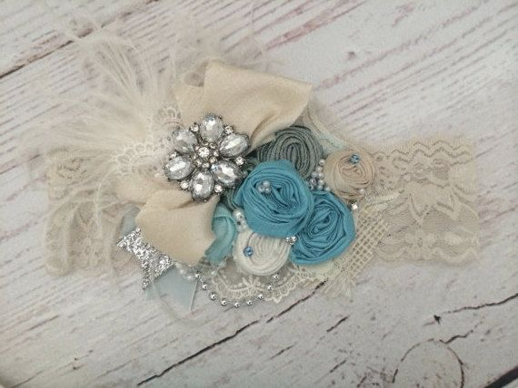 Starlite Headband-Frozen Queen Elsa Headbands-Frozen Birthday-Elsa Headband-Baby Girl Headband- on Etsy, $25.95