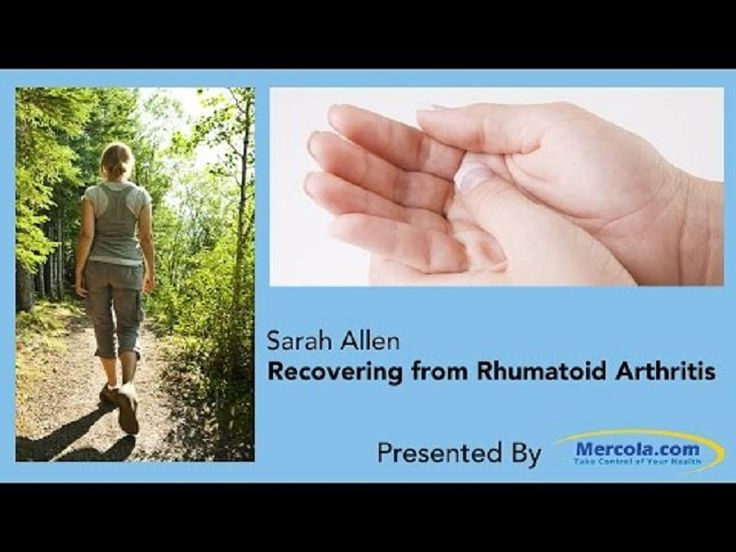 Dating with rheumatoid arthritis