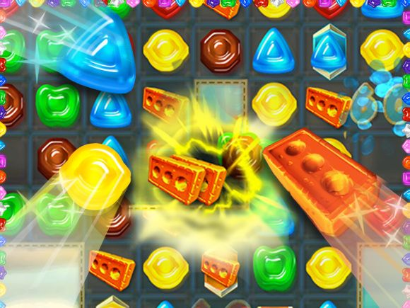 Big Fish Gummy Drop Arrives on Android! #GummyDrop, #Android