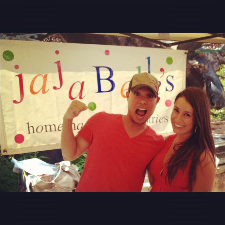 Unexpected visit from my friend Mike. Vail Farmers Market & Art Show, Summer 2012