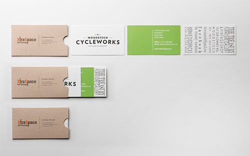 92 best business cards images on pinterest creative business cards business card for xtra space the best of business card design reheart Images