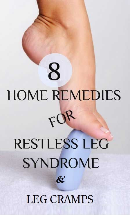 #Home #remedies to #soothe #leg #cramps and #restless #leg #syndrome