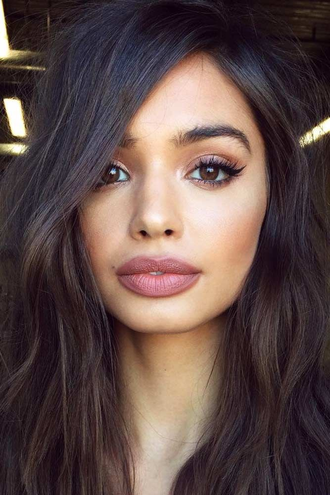 best 25 dark hair makeup ideas on pinterest makeup for