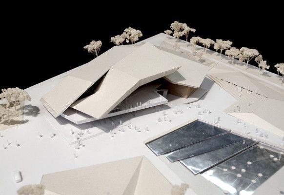 Behnisch Architekten / Concert Hall Lielais Square
