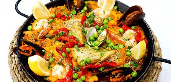 Испанская кухня и её несравненные блюда