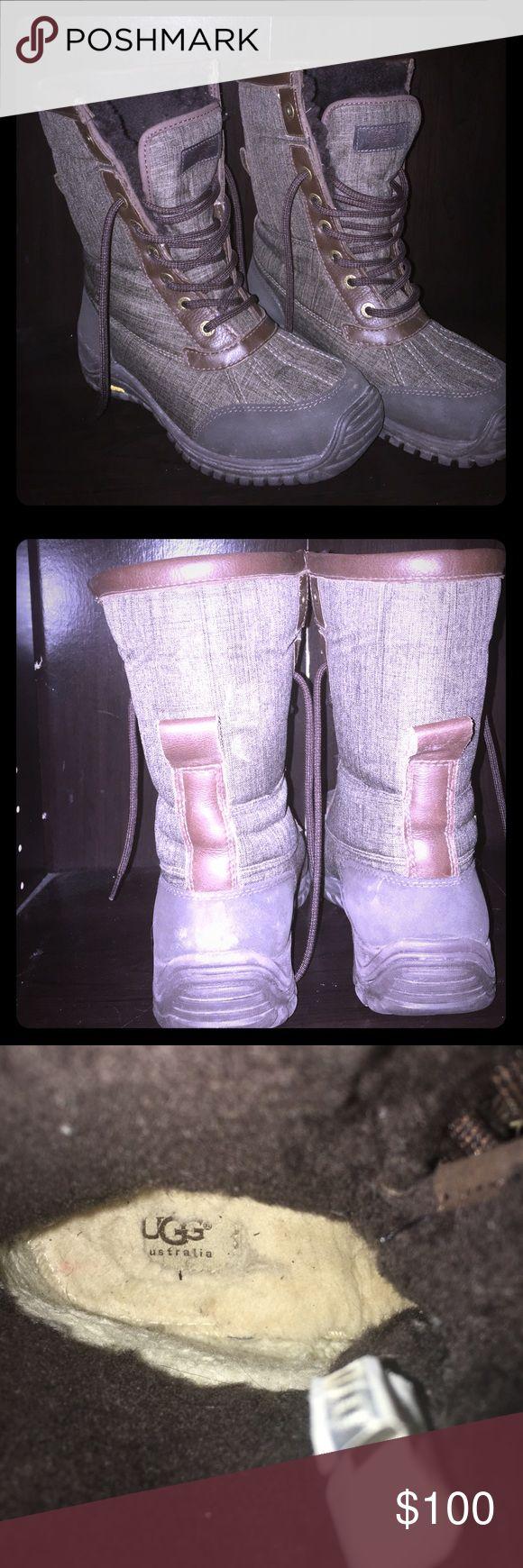 Women's Ugg Boots Brown Beautiful women's UGG Boots UGG Shoes Winter & Rain Boots