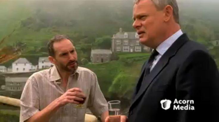 "The Sun's David Zurawik talks about season 7 of ""Doc Martin"" appearing on Acorn TV, on WYPR FM's ""Take on Television."""