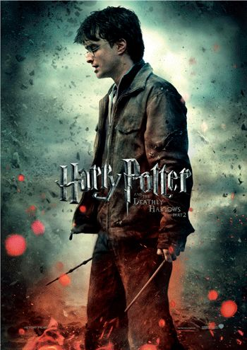 Harry Potter and the Deathly Hallows: Part 2 / Harry Potter und die Heiligtümer des Todes: Teil 2 (2011) - GIF